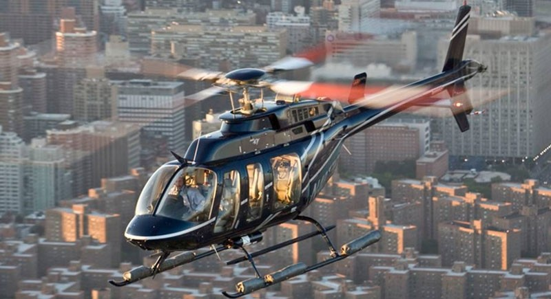 The New Yorker Helicopter Tour (12-15 Minute Tour)