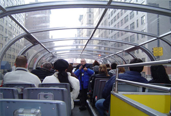 New York City Sightseeing tours